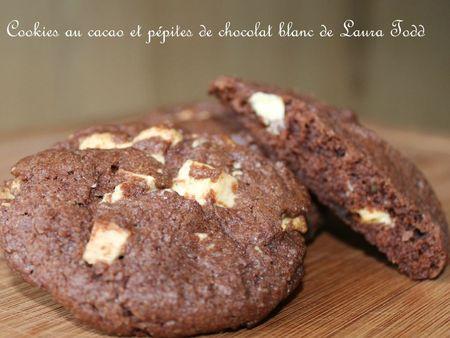 Cookies au cacao de LauraTodd