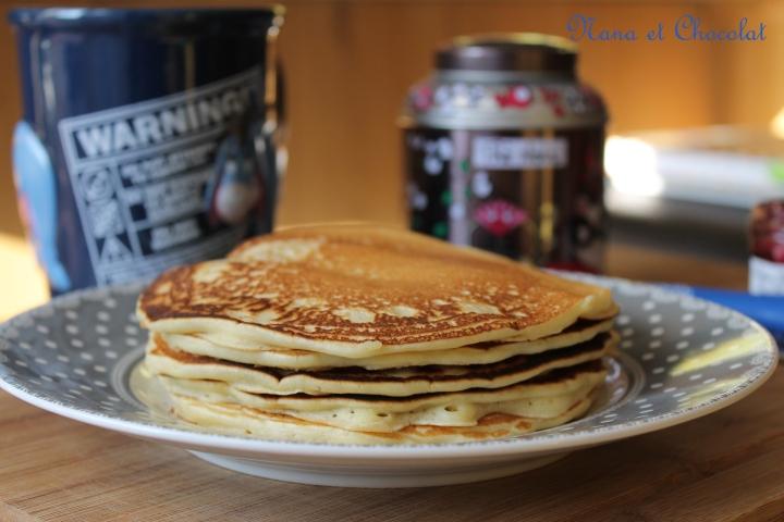 Pancakes…du dimanche matin