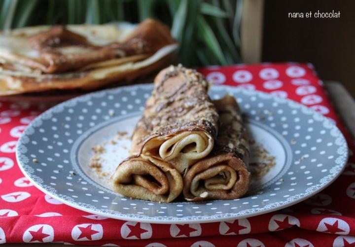 La recette des Crêpes de CyrilLignac