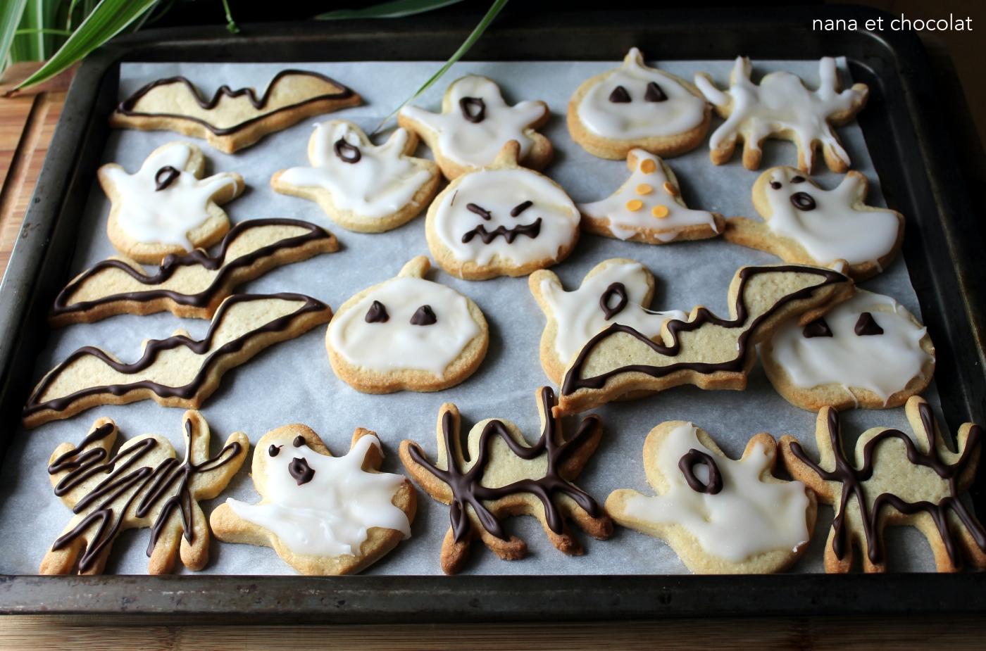 biscuts d'halloween 6