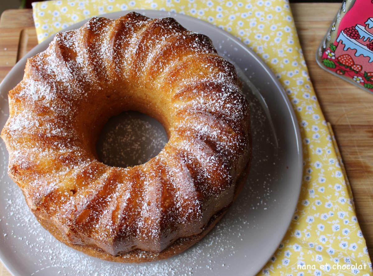 Gâteau au lait concentré (au Thermomix ou pas)