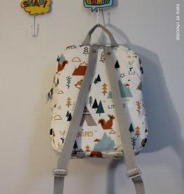 sac à dos renard 1