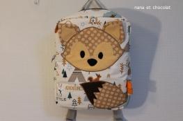 sac à dos renard 3