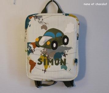 sac à dos simon 2