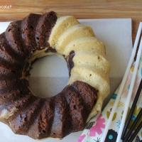Gâteau Marbré très très moelleux ( cuisson vapeur au thermomix)