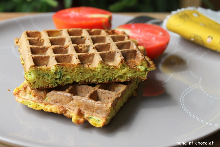 gaufre courgette 6