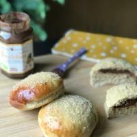 Beignets au four à la pâte à tartiner ( cuisson sans huile) au Thermomix ou pas...