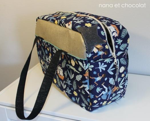 sac à langer B 4