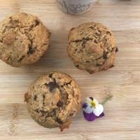 Muffins à la noix de coco et pépites de chocolat 🥥