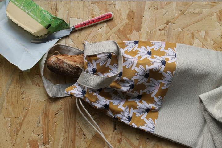 Je couds des sacs à pain ( concoursinside)