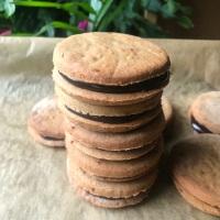 Biscuits au chocolat  de la Ligne Gourmande