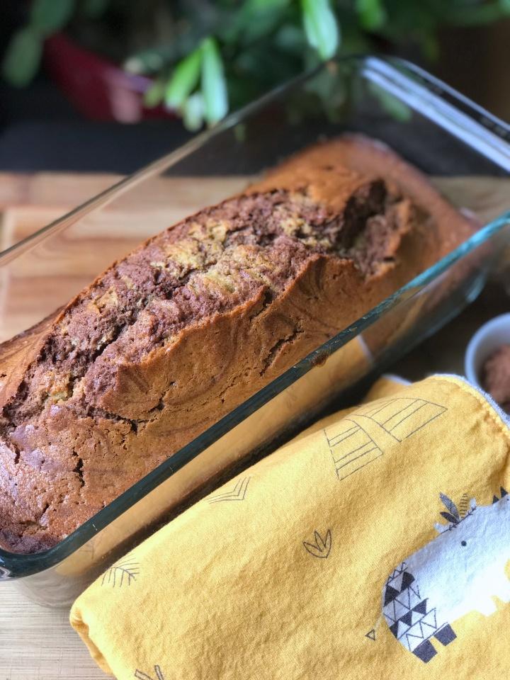 Le gâteau marbré au chocolat de ChristopheFelder