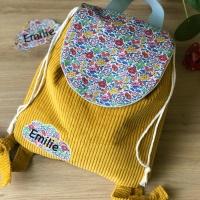 Je couds des sacs à dos pour les petits  ( Nouveaux modèles)